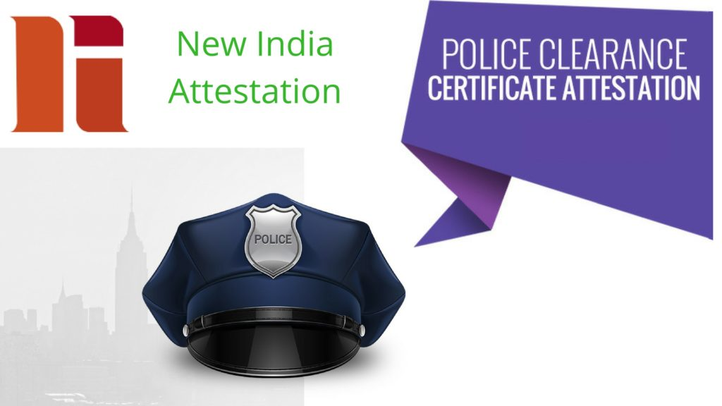 Police Clearance Certificate Attestation for Qatar