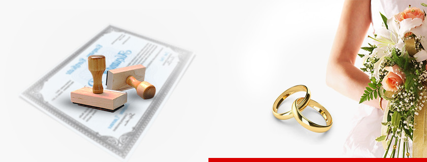 Marriage certificate attestation for Oman