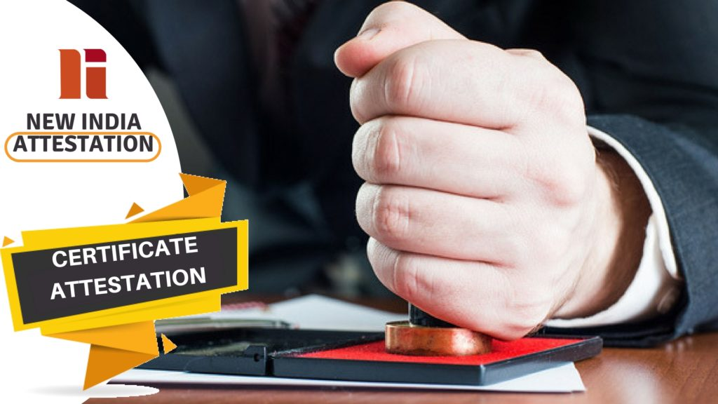 Certificate attestation in UAE for Employment Visa