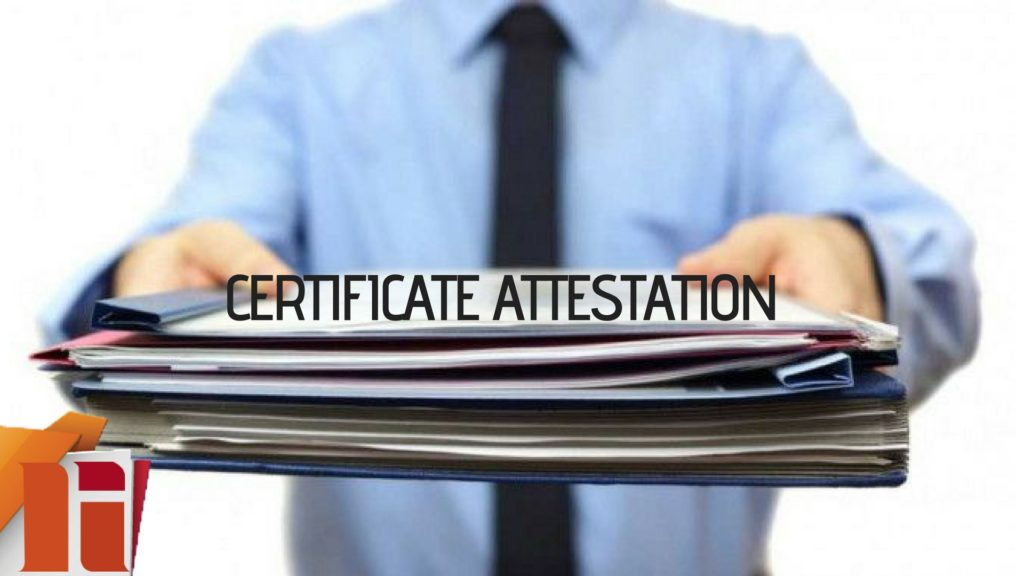 All About Certificate Attestation Services