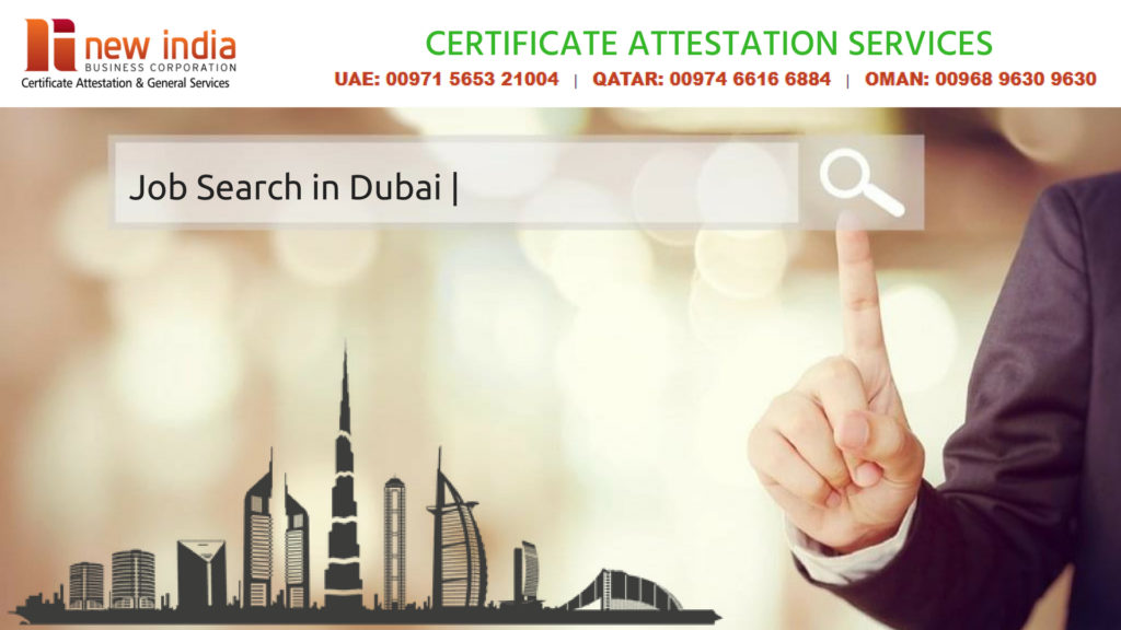 Tips to find job in Dubai while on Visit Visa