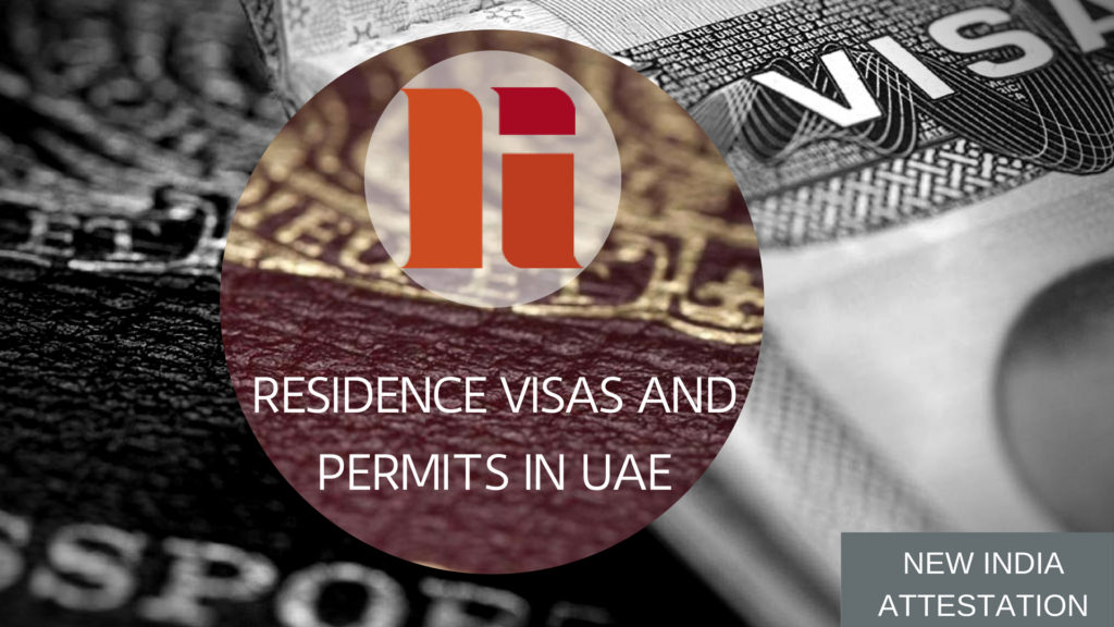 Residence Visas and Permits in UAE
