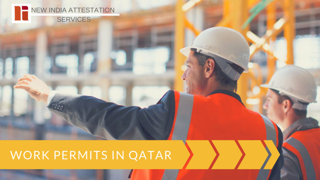 Availing Work Permits in Qatar | PRO Services in Qatar