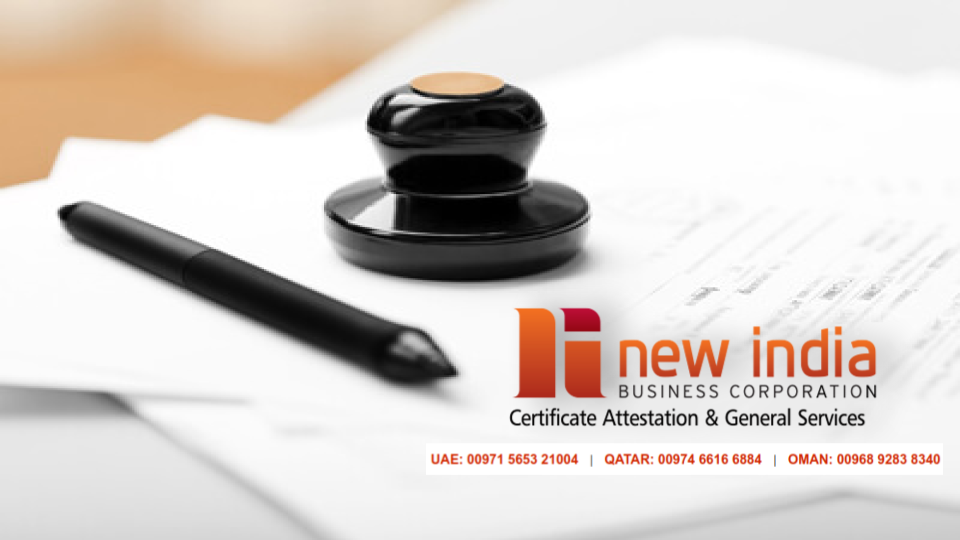 Certificate Attestation Procedure in Bahrain and its