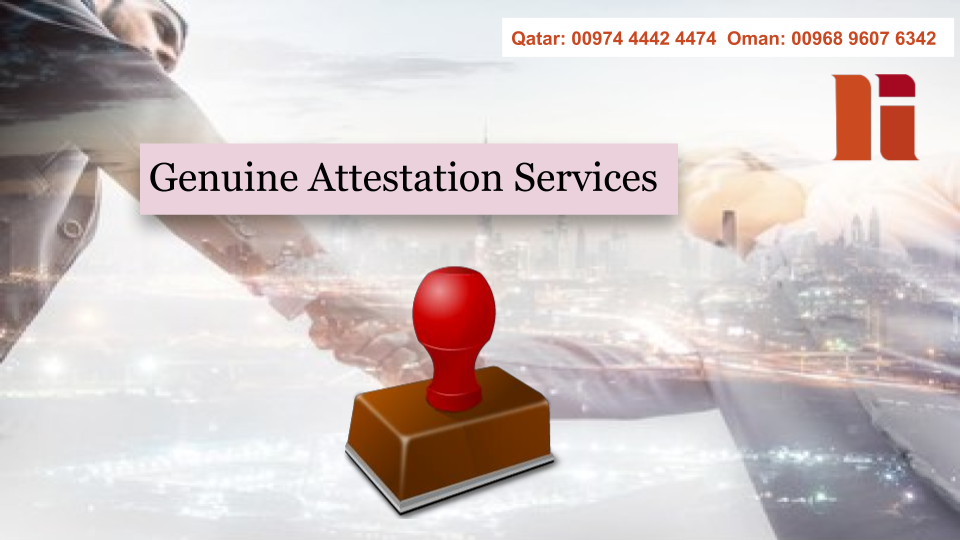 Tips To Choose The Provider Of Genuine Attestation Services