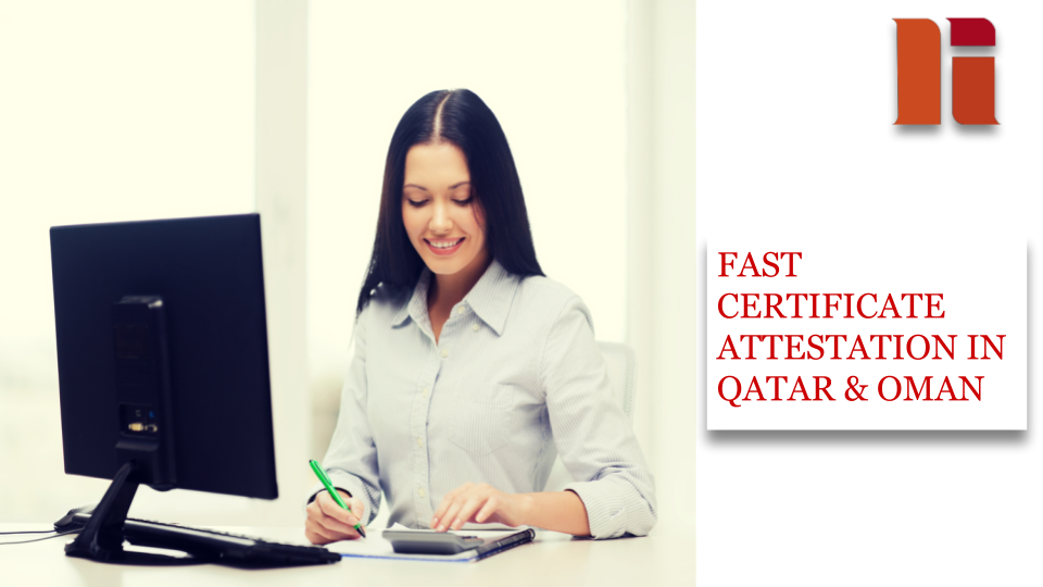 Immediate Attestation Of Your Salary Certificate