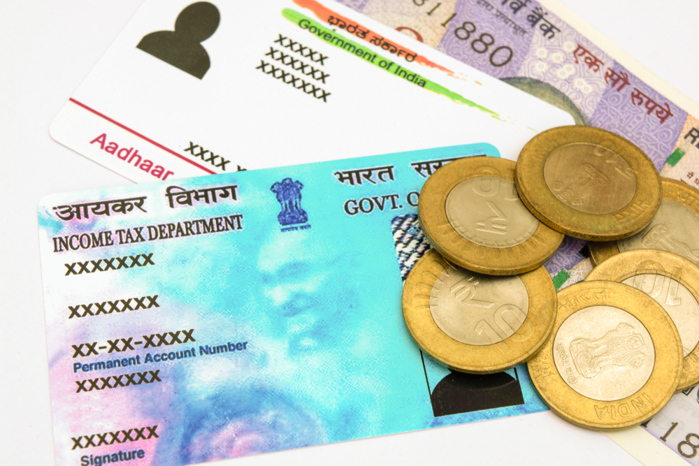 Government of Indian Pan Card Services