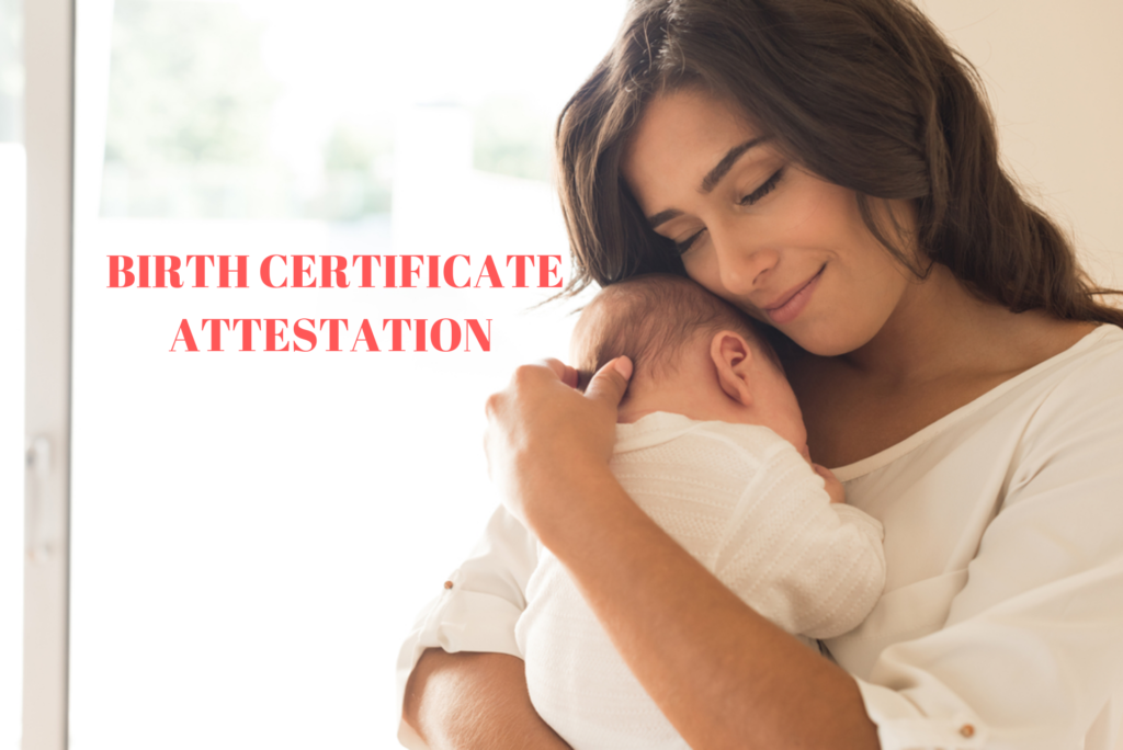 Birth Certificate Attestation in Qatar