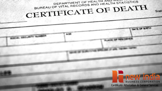 All You Need To Know About Death Certificate Attestation in Oman